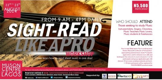 (SLAP) Workshop...